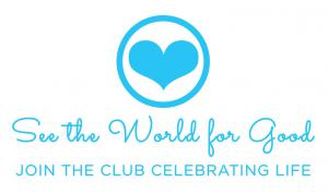 www.SeetheWorldforGood.com A Fun High Purpose Social Club for Selfless LA Optimists Who Love to Change Kids' Lives