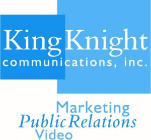 King Knight Communications Logo