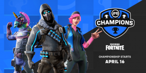 $25K UMG Champions Featuring Fortnite