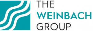 Logo for The Weinbach Group, a healthcare advertising agency.