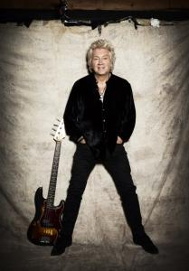 John Lodge photo by Brian Aris