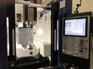 CNC Milling Machine - CDI's latest production machinery