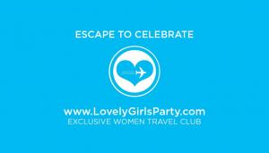 Lovely Girls Party and participate in Recruiting for Good to enjoy exclusive travel and experience the world's best parties #40and50isbeautiful #lovelygirlsparty www.lovelygirlsparty.com