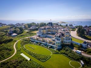 The Triple Five-Star Ocean House in Watch Hill, Rhode Island is the home of the new Sipping Terrace, New England's newest destination for private, outside afternoon tea and dining experiences.