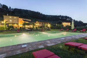 "Tucked in the rolling hills of Vorno is the Controni Estate, a carefully curated portfolio of stunning properties forming part of the world famous ""Coselli Collection"", one of Tuscany's truly luxurious hospitality experiences."