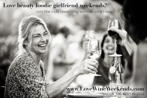 Lovely Girls Party and participate in Recruiting for Good to enjoy exclusive travel and experience the world's best parties #sonomagirlsparty #lovelygirlsparty #lovewineweekends www.LoveWineWeekends.com