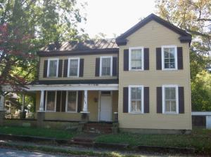 3 BR/2 BA home on double .4 +/- acre city lot -- Great investment fixer upper opportunity close to downtown Emporia, VA -- Public utilities
