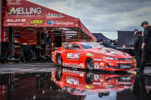Erica Enders will be on hand with her NHRA Chevrolet Camero, meeting fans and discussing her illustrious career that is still racking up championships.