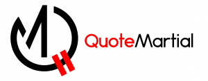 QuoteMartial India logo