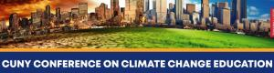 CUNY Conference on Climate Change Education logo