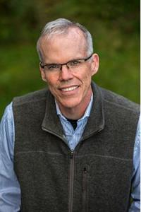 Photo of environmentalist, activist, and author Bill McKibben, who'll give keynote address at #CUNYClimateChange Conference on #EARTHDAY2021