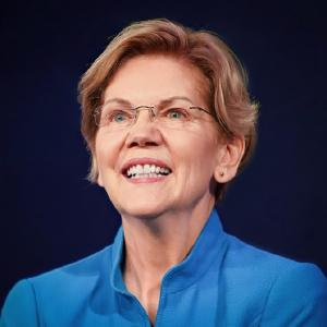 U.S. Senator Elizabeth Warren shares personal stories in upcoming  virtual talk with actor/author Amber Tamblyn.
