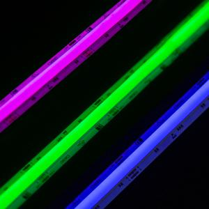 Continuous RGB LED Strip Light From Environmental Lights