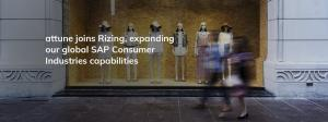 Rizing acquires attune Consulting, creating SAP for Fashion and Consumer Industries Powerhouse
