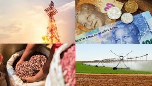 Energy, Finance, Agriculture & Food Sector