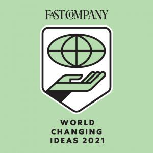 Fast Company World Changing Ideas Image