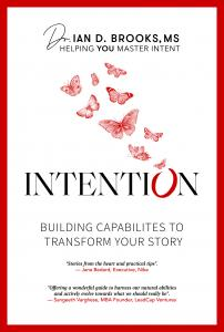 Intention: Building Capabilities to Transform Your Story cover