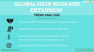 Global Hair Wigs and Extension Market Trends and Drivers 2023