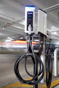 SemaConnect electric vehicle charging stations