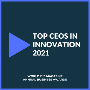 World Biz Magazine - Top 100 Innovation CEOs - Logo