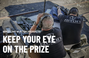 Riton Optics, the only law enforcement and military veteran owned optics company in the US, announced today the launch of their new website with the hashtag #WeAreRiton for their optics contest. By submitting and using hashtags, contestants can wil $1000
