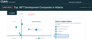 Top Dot Net Development Company Atlanta