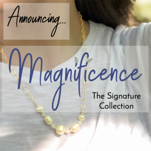 Geraldine Marie unveils her signature collection, and goes live on December 17, 2018.