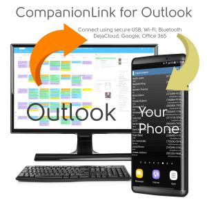 DejaOffice CRM for Android with Outlook Calendar Sync