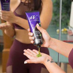 how to tighten loose skin with Gel V