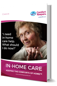 Comfort Keepers Philadelphia Senior Care Book Cover