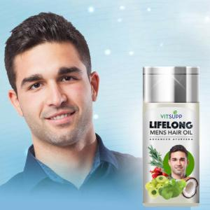 Lifelong hair oil for men