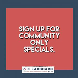 C Larboard offers community members the opportunity to get the Best Pre-Black Friday 2018 deals on unique gifts from around the world.