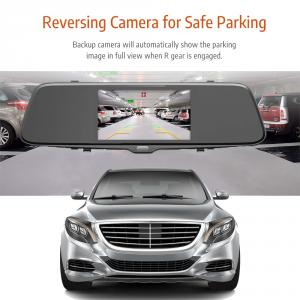 Autowit Front & Rear Dual Dash Camera Parking Mode