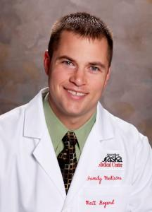 Doctor Matthew Bogard MD Family Medicine