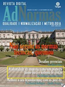 Article by Eduardo Correa in AdNormas Journal