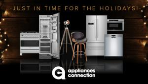 Appliances Connection 2018 Holiday Sale
