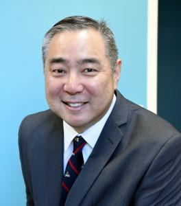 Dr. Michael Iwama, Dean, MGH Institute of Health Professions