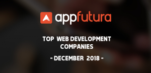 Top Web Development Companies - December 2018
