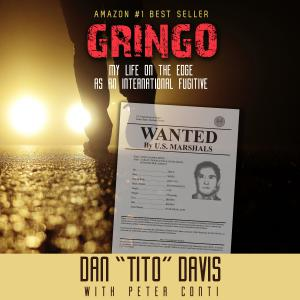 Gringo audiobook cover