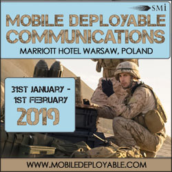 Mobile Deployable Communications Conference 2019