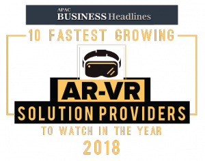 Paracosma Recognized as One of the Fastest Growing AR-VR Solution Providers by APAC Headlines Magazine
