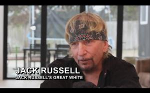 The film features interviews from several top industry executives and musicians of today, including Jack Russell from Jack Russell's Great White.