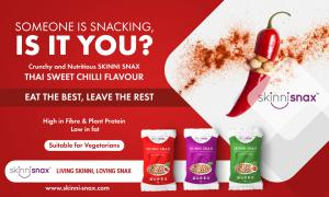 Eat the Best and Leave the Rest with Skinni Snax