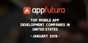 Top Mobile App Development Companies United States January 2019