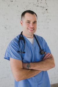 Emergency Physician Matthew Bogard in Omaha Nebraska