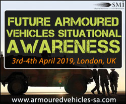 SMi's 4th annual Future Armoured Vehicles Situational Awareness conference 2019