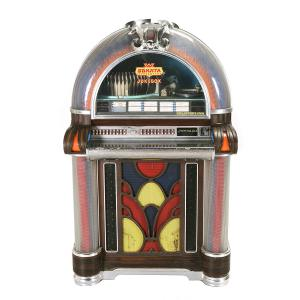Sonata 1050 Jukebox with Records.