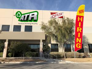 ATR Las Vegas Facility is now hiring