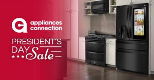 2019 Presidents Day Sale Appliances Connection