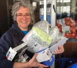 NDBN member diaper banks distributed diapers to furloughed federal employees.